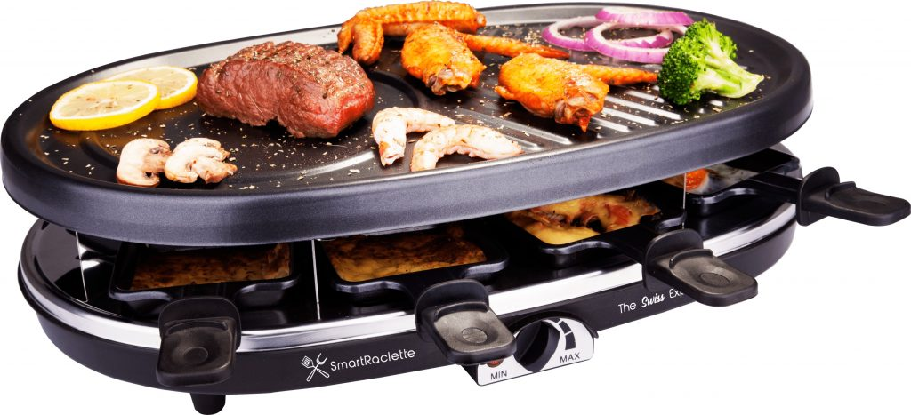SmartRaclette – The Electric Grill
